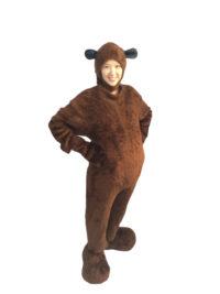 Brown Bear Head Cover