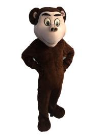 Brown Monkey 2